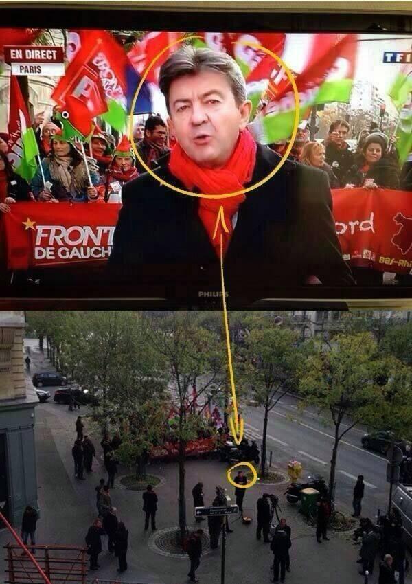 Melenchon-TF1-media